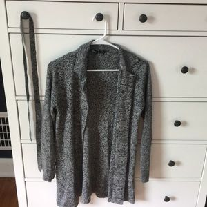 Gray and Black Mossimo Sweater